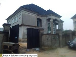5 bedroom Terraced Duplex House for sale At IDAMA  estate very secured and clean environments Warri Delta