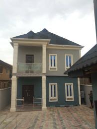 4 bedroom Detached Duplex House for sale Bemil Estate ojodu Berger  Ojodu Lagos