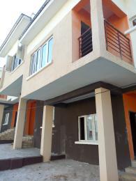 5 bedroom Semi Detached Duplex House for rent Paradise estate Life Camp Abuja