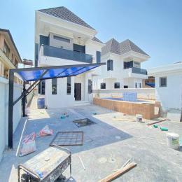 5 bedroom Detached Duplex House for sale Opposite Royal Garden Estate  Thomas estate Ajah Lagos
