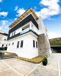 5 bedroom Massionette House for sale Guzape Abuja