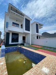 5 bedroom Detached Duplex for sale Lekki Thomas estate Ajah Lagos