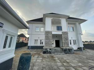 6 bedroom Detached Duplex House for sale Efab Metropolis Estate Gwarinpa Abuja