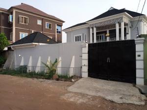 6 bedroom Terraced Duplex House for sale 35 Alhaji Alayaki Street, Enilolebo Bus Stop Iju Lagos
