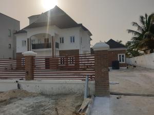 6 bedroom Detached Duplex House for sale Pinnock estate phase 1 Osapa london Lekki Lagos