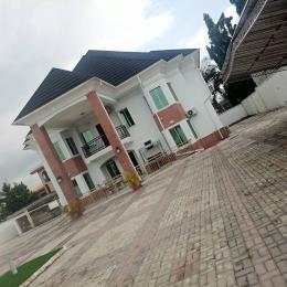 7 bedroom Detached Duplex for sale Oladejo Adigun Street, Behind Golden Tulip Hotel Before Commissioner House, Main Jericho Gra Ibadan. Jericho Ibadan Oyo