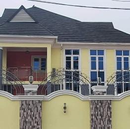 Detached Duplex House for sale Egbeda Akowonjo Egbe/Idimu Lagos