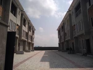 4 bedroom Terraced Duplex House for sale Atlantic View Estate Alpha Beach chevron Lekki Lagos