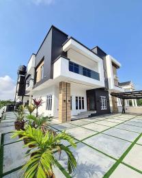 5 bedroom Detached Duplex House for sale second toll gate by chevron chevron Lekki Lagos