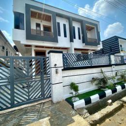 4 bedroom Semi Detached Duplex for sale Lekki Palm City Ajah Lagos