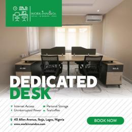 Desk Co working space for rent 40 Allen Avene Ikeja Allen Avenue Ikeja Lagos