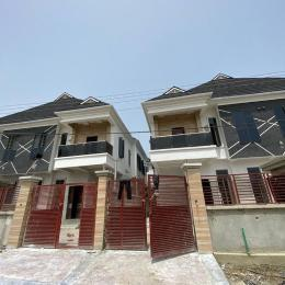 4 bedroom Detached Duplex House for sale Orchid Road by 2nd Toll Gate chevron Lekki Lagos
