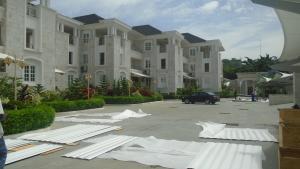 5 bedroom Terraced Duplex House for sale Along Nile street Maitama Abuja