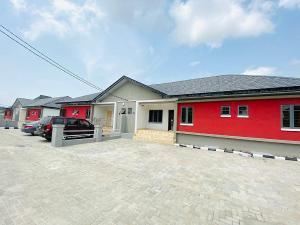 3 bedroom Semi Detached Bungalow for sale No Call No Entry Estate In Awoyaya Awoyaya Ajah Lagos