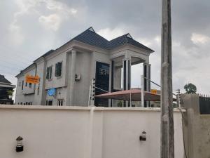 Semi Detached Duplex House for sale Boys Town Ipaya Lagos Boys Town Ipaja Lagos