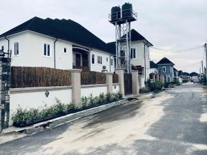 House for sale At Ivory Heights Estate Off Eneka Eliozu Link Road By Shell Cooperative Eneka Port Harcourt Rivers