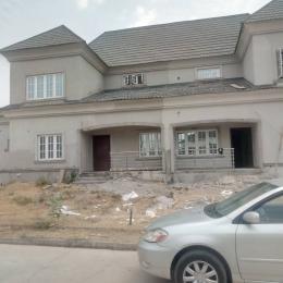 4 bedroom Semi Detached Duplex House for sale 1, Nile Street, River Park Estate Lugbe Abuja
