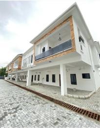 4 bedroom Terraced Duplex House for sale Orchid Estate Lekki Lagos