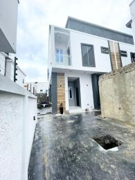 4 bedroom Semi Detached Duplex for sale Lekki Lagos