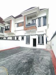 4 bedroom Semi Detached Duplex for sale 2nd Toll Gate chevron Lekki Lagos