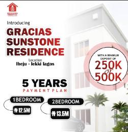 1 bedroom mini flat  Blocks of Flats House for sale Origanrigan Kekere,ibeju Lekki Origanrigan Ibeju-Lekki Lagos