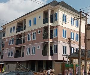 Blocks of Flats House for sale Back Of Fola Agoro Area Fola Agoro Yaba Lagos