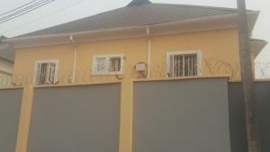 3 bedroom Flat / Apartment for rent Adams Obalateef Estate Cement Ikeja  Mangoro Ikeja Lagos