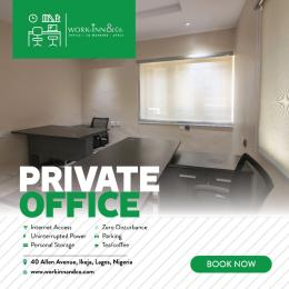 Private Office Co working space for rent 40 allen avenue ikeja  Allen Avenue Ikeja Lagos