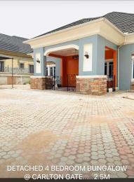 4 bedroom Detached Bungalow House for rent Carlton gate estate Akobo Ibadan Oyo