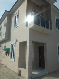 4 bedroom Detached Duplex House for sale Inside a mini estate off ado road Ado Ajah Lagos