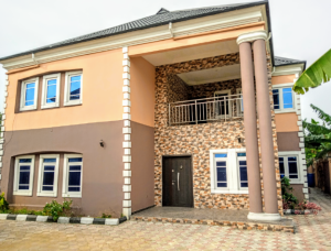 6 bedroom Detached Duplex House for sale School Road, Elelenwo Port Harcourt Rivers