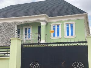 5 bedroom Detached Duplex House for sale Off lasu igando isheri road, diamond estate bus stop  Isheri Egbe/Idimu Lagos