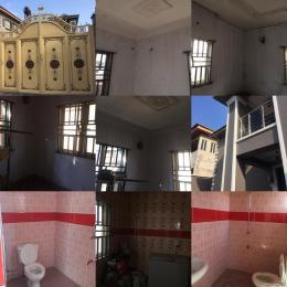 2 bedroom Semi Detached Duplex House for rent Akowonjo Alimosho Lagos