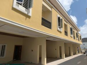 4 bedroom Terraced Duplex for rent Tulip Haven Estate Chevron Alternative Route. chevron Lekki Lagos