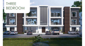 3 bedroom Blocks of Flats House for sale Ogombo Road, Off Abraham Adesanya, Ajah, Urban Lavadia Estate Lekki Phase 2 Lekki Lagos