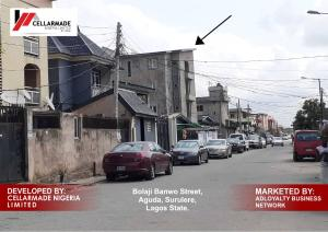 Shared Apartment Flat / Apartment for sale Ranging from 16million,26.6million and 37million Aguda Surulere Lagos
