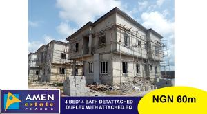 4 bedroom Detached Duplex House for sale - Eleko Ibeju-Lekki Lagos