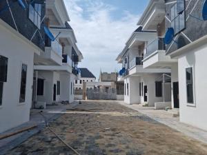 Semi Detached Duplex House for sale Toll Gate chevron Lekki Lagos