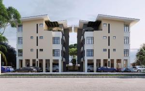 3 bedroom Flat / Apartment for rent In a mini estate off Atlantic view estate  Igbo-efon Lekki Lagos