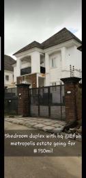 4 bedroom House for sale Efab Metropolis Karsana Abuja