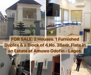 3 bedroom Detached Duplex House for sale Amuwo Odofin Amuwo Odofin Lagos