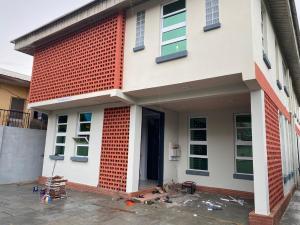 4 bedroom Detached Duplex House for sale Yaba, Lagos.  Yaba Lagos