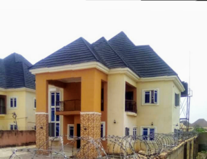 5 bedroom Detached Duplex House for rent WTC Estate Enugu Enugu
