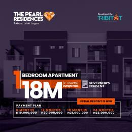 1 bedroom mini flat  Blocks of Flats House for sale Smart Apartment And Luxury For People Of Class And Taste Abijo Ajah Lagos
