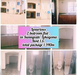 2 bedroom Flat / Apartment for rent SunnyVale Estate FCT  Lokogoma Abuja