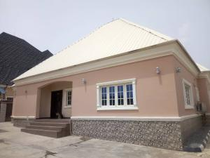 3 bedroom Semi Detached Bungalow House for rent  Gold City Estate Pyakasa Lugbe FCT Abuja. Lugbe Abuja