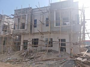 Terraced Duplex House for sale Ardent Prime Estate Is Located Within Bogije Less Than 5 Minutes Drive From The Bus Stop A Home For Classic And Royal People Buying With Peace Of Mind Eputu Ibeju-Lekki Lagos