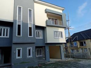 4 bedroom Terraced Duplex House for rent Ocean Bay Estate ( By Lekki Conservation Center) chevron Lekki Lagos
