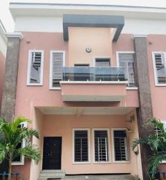 4 bedroom Terraced Duplex for rent Chevron Alternative Route Chevron Lekki. chevron Lekki Lagos