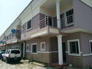 4 bedroom Terraced Duplex House for rent Bakare Estate Agungi Lekki axis, Agungi Lekki Lagos